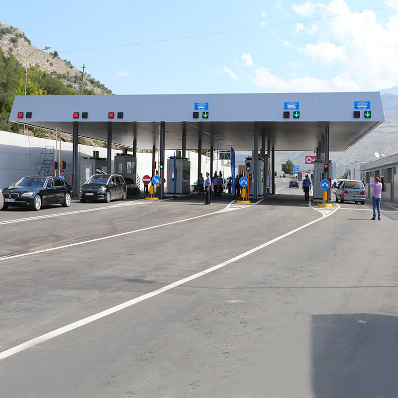 Border Crossing Point ''Hani i Hotit''
